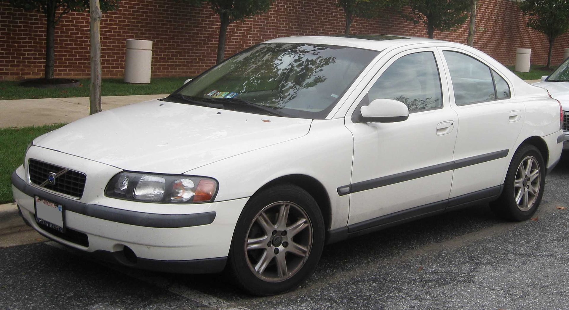 Volvo S60 — Wikipédia