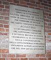 0497 - Pavia - S. Pietro - Lapide - Foto Giovanni Dall'Orto, Oct 17 2009.jpg