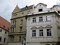 072 Cases del Cérvol Negre i Budovec, Týnská Ulice.jpg