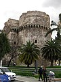 082 Castello Aragonese, torre oest.jpg