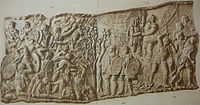 083 Conrad Cichorius, Die Reliefs der Traianssäule, Tafel LXXXIII.jpg