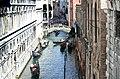 0 Venise, rio de la Canonica o di Palazzo et ponte de la Canonica (3).JPG