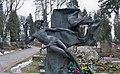 1.Личаківське кладовище Станіслав Людкевич.JPG