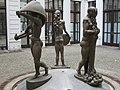 1010 Rudolfsplatz 13 - Innenhof - Energiebrunnen von Wander Bertoni 1993 IMG 2634.jpg