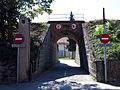 106 Colònia de Borgonyà, pont sota el ferrocarril.JPG