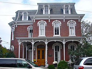 National Register of Historic Places listings in Montour County, Pennsylvania - Image: 113 W Market Danville PA