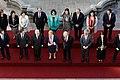 11 Marzo 2018, Pdta. Bachelet y Ministros participan de foto oficial previo al cambio de mando. (39852892295).jpg