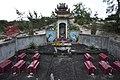 12 Kindergrabstellen Familie Do family Đỗ Đức Địu Quảng Bình Province Vietnam 2012 03 21 MATTHIAS LEUPOLD.jpg