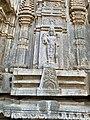 12th century Thousand Pillar temple, Hanumkonda, Telangana, India - 75.jpg