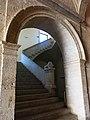 136 Sant Miquel dels Reis (València), portal d'accés a l'escala est.jpg