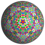 14-frequency icosahedral geodesic sphere.png