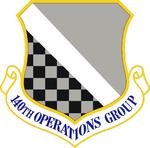 140 Operations Gp emblem.png