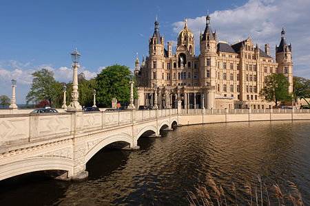 Castle of Schwerin