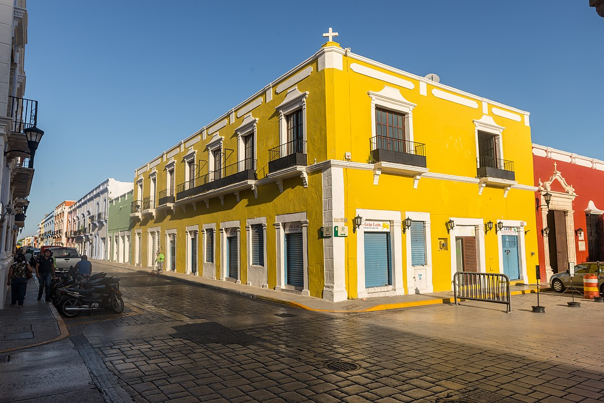 Campeche Travel Guide At Wikivoyage