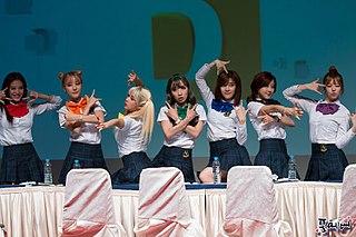 Rainbow (group) South Korean girl group