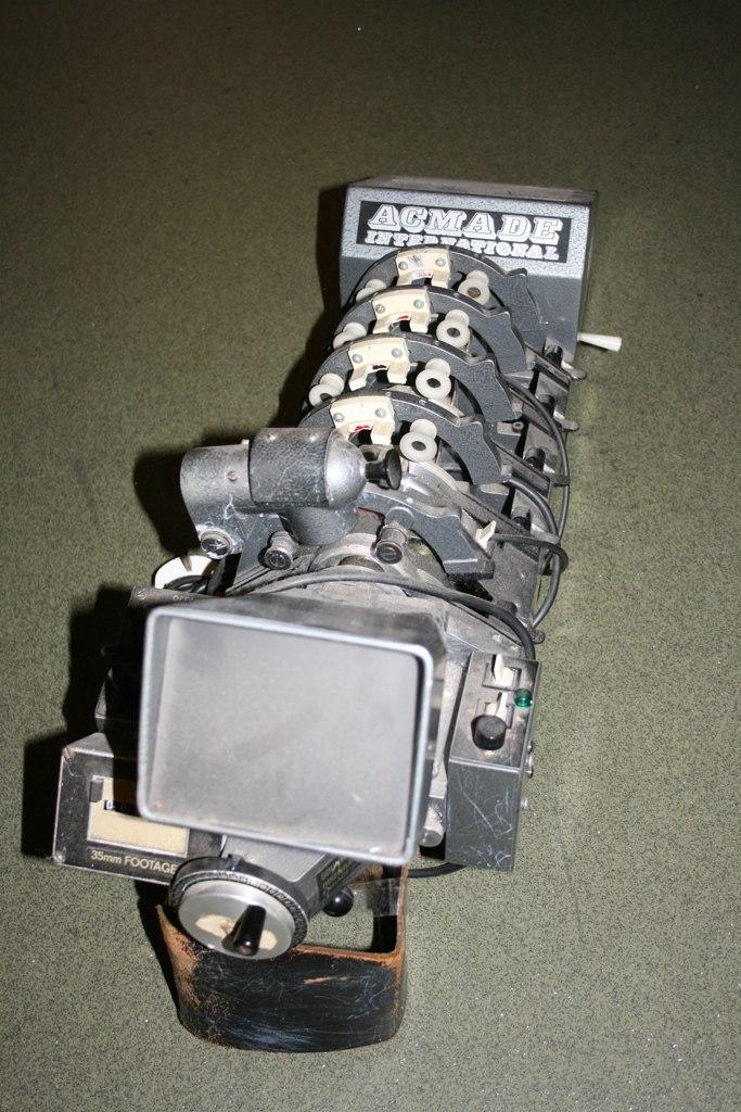 16mm editing synchroniser 1980's 1