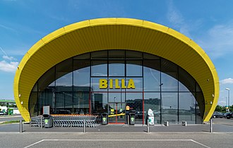 Billa (supermarket) - Billa Vienna-Schwechat