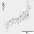 1802 Ogi earthquake intensity.png