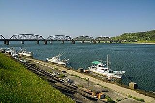 Gōnokawa River river in Japan
