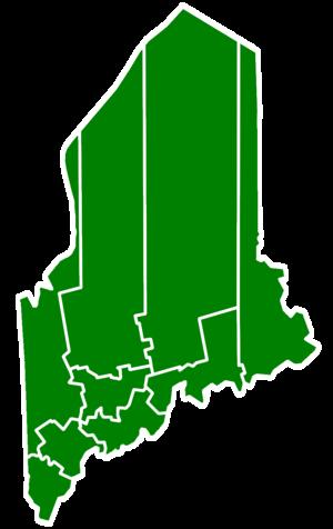 Maine gubernatorial election, 1820 - Image: 1820Maine Gubernatorial