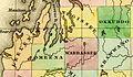 1842 Leelenaw Omeena Negissee Wabbassee Okkuddo Shawwano counties Michigan.jpg