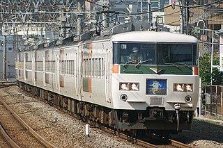 185 series Japanese train type