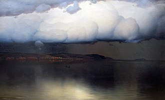 "Nikolay Dubovskoy - ""Hushing"" (Calm Before the Storm)"