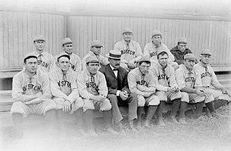 1903 Boston Beaneaters season - The 1903 Boston Beaneaters