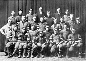 1904 Nebraska Cornhuskers football team - Image: 1904 Nebraska Cornhuskers football team