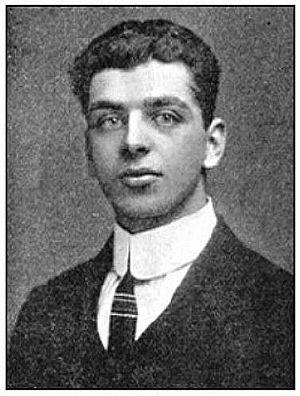 Clarence D. Tuska - Image: 1916 Clarence Tuska