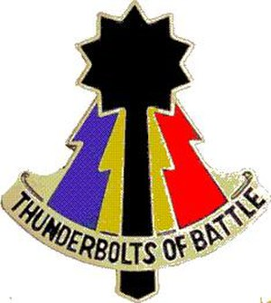 194th Armored Brigade (United States) - Image: 194 Armor Bde DUI