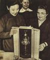 195104 1951年国际民主妇女联合会第四届理事会会议 捷克妇联送给中华妇联 陆璀.png