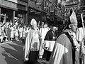 1955 Maastricht Heiligdomsvaartprocessie, Polygoonjournaalclip 10.jpg