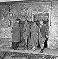 1958 visite d'une délégation INRA au Haras du Pin Cliché Jean Joseph Weber-53.jpg