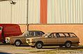 1969 Ford Taunus 20M 2300S & 1980 Ford Taunus TC 1.6 Van (15513430689).jpg