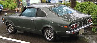 Mazda Grand Familia - Mazda Savanna GT (S102)