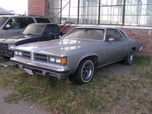 pontiac lemans wikipedia
