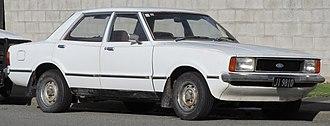 Ford Cortina - Ford Cortina Mk IV saloon