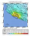 1985 Mexico Earthquake 19850919 1317 UTC loc.jpg