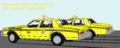 1987 Chevrolet Caprice Minneapolis Yellow Cabs.png