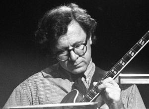 Volker Kriegel - Volker Kriegel performing with United Jazz and Rock Ensemble, 1992