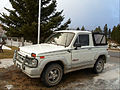 1993 Lada Niva Cabriolet with SE body kit (8198955971).jpg