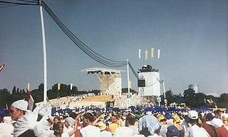 World Youth Day 1997 international Catholic youth event