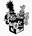 19th century coat of arms Fénrich v. Gjurgjenovac.jpg