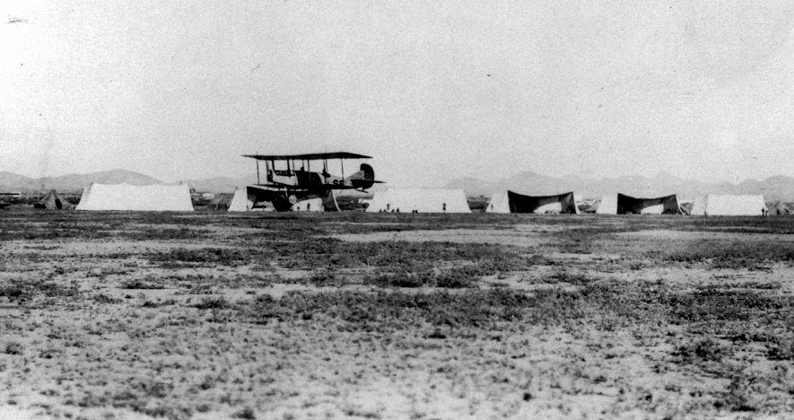 1st Aero Squadron Curtiss R-2 Columbus NM