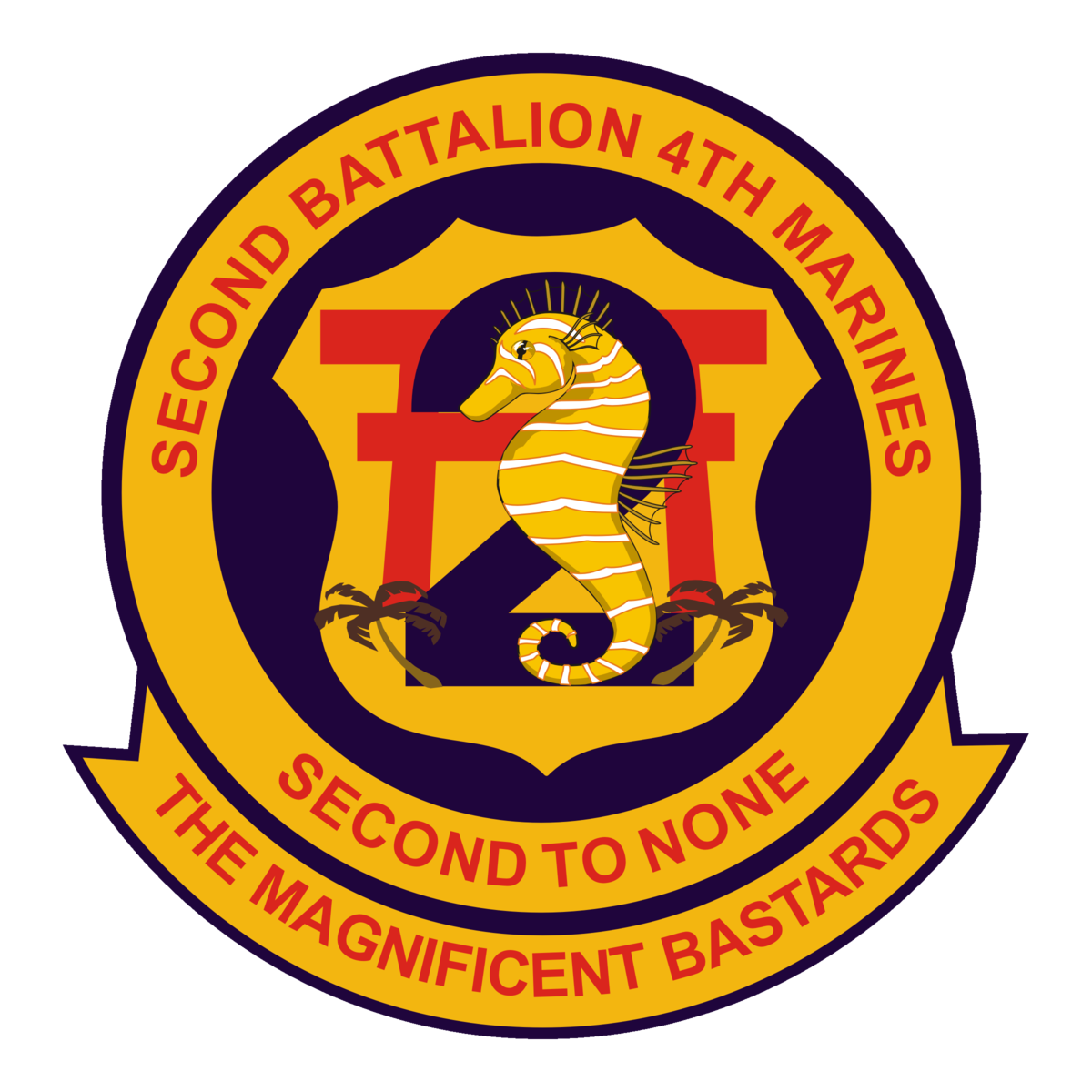 3rd Battalion, 4th Marines - Wikipedia |1st Battalion 4th Marines Logo
