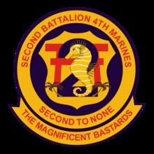 2nd Battalion, 4th Marines - Wikipedia