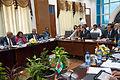 20-05-2014- Georgetown-Guyana, Intervencion del Canciller Ricardo Patiño en la sesion plenaria de la ( COFCOR ) IMG 7871 (14052334429).jpg