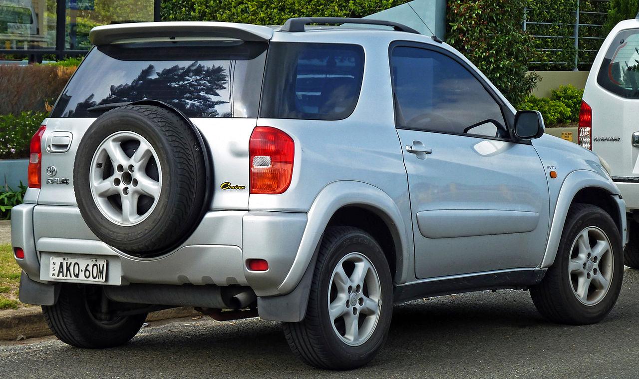 File 2000 2003 Toyota Rav4 Aca20r Cruiser Hardtop 01 Jpg