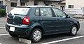 2001-2005 Volkswagen Polo rear.jpg